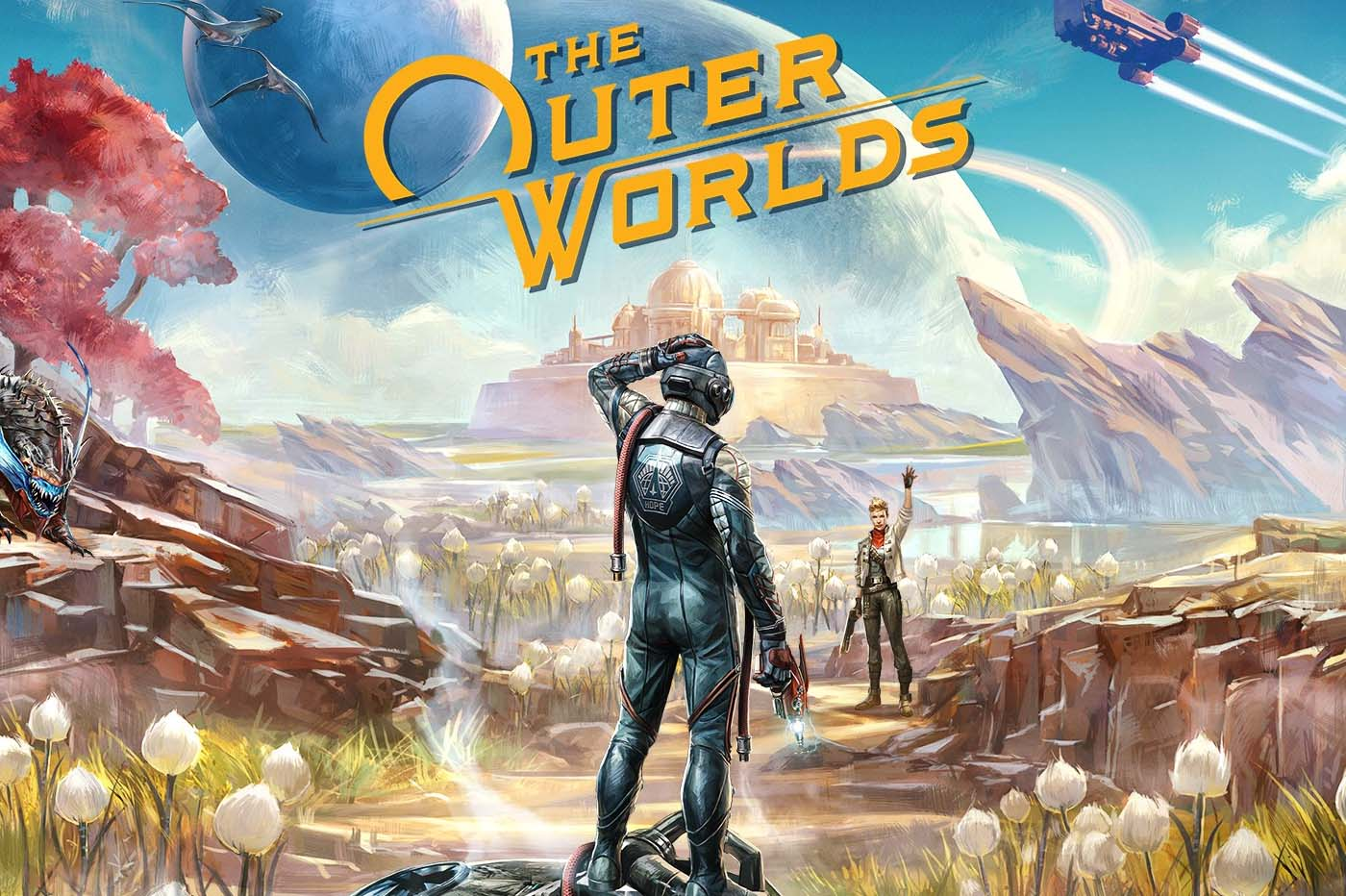 Enfin une date de sortie sur Nintendo Switch — The Outer Worlds
