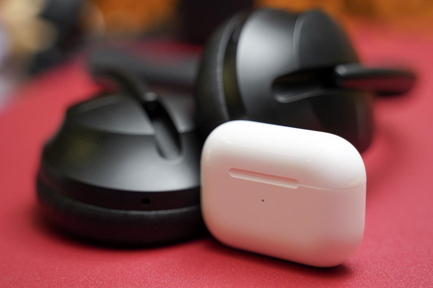 Airpods Pro Bose Headphones 700