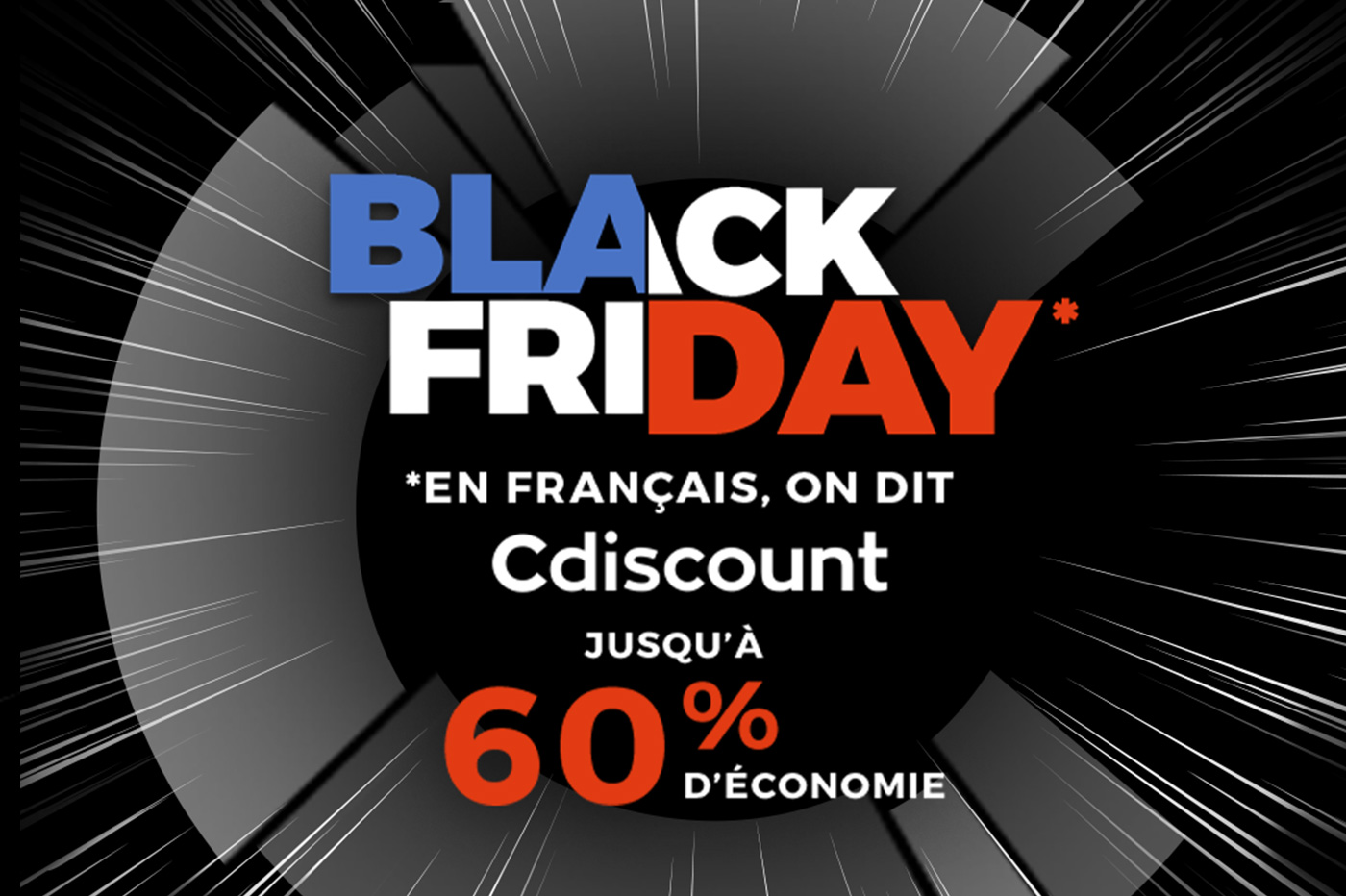 Black Friday Cdiscount