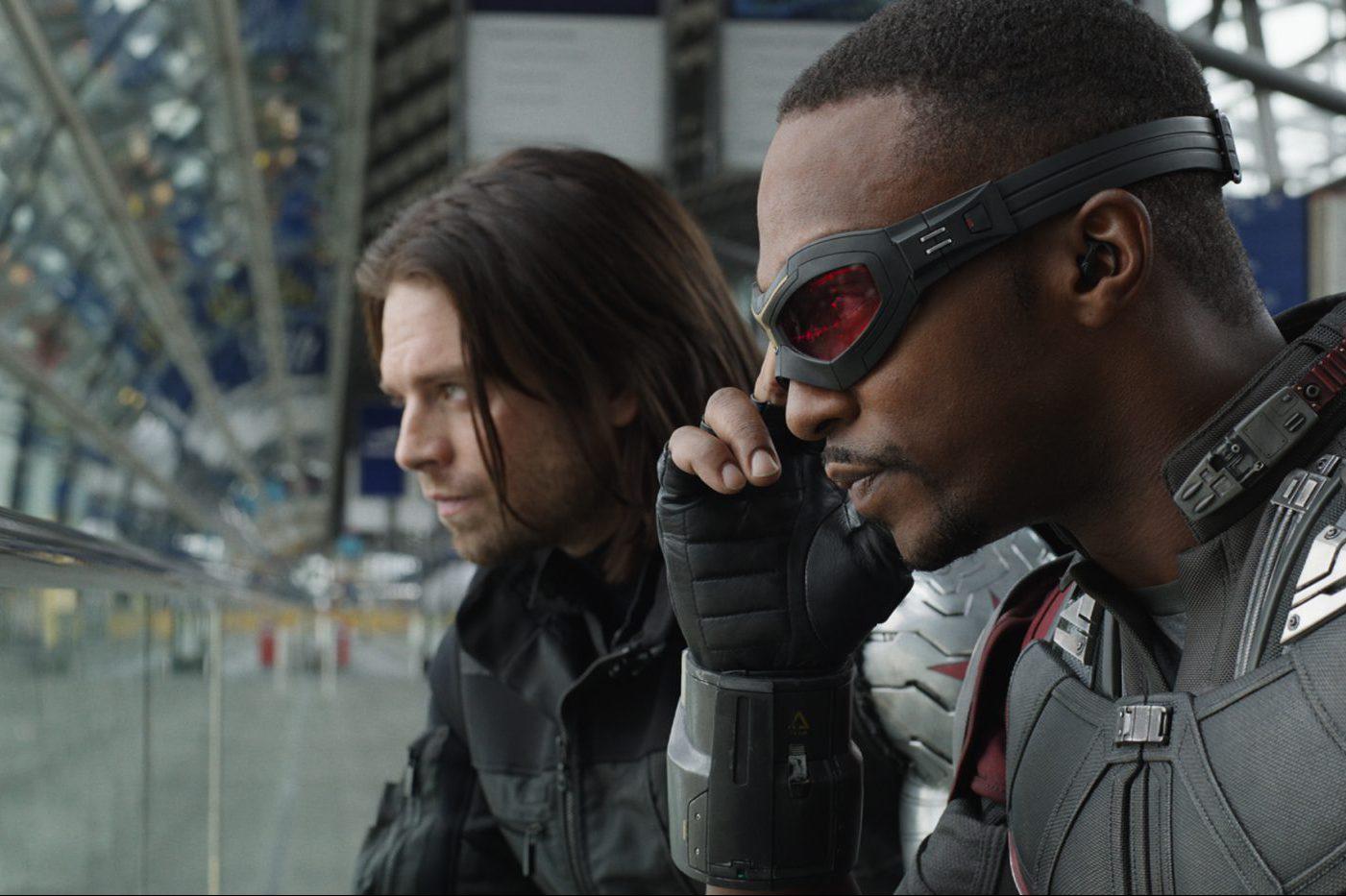 La surprenante stratégie de Marvel pour promouvoir Falcon et le Soldat de l'Hiver sur les réseaux sociaux - Presse-citron