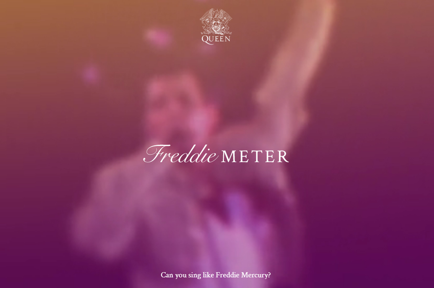 Chantez-vous comme Freddie Mercury ? Cet outil Google vous répond