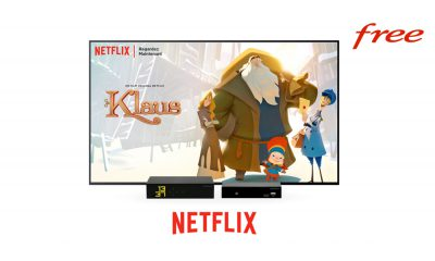 Netflix disponible en option sur la Freebox Mini 4K