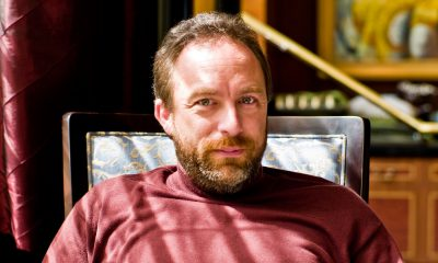 Jimmy Wales, le co-fondateur de Wikipédia