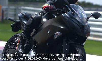 Kawasaki Ninja électrique