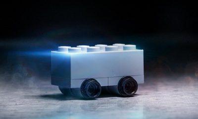 Le Tesla Cybertruck vu par LEGO