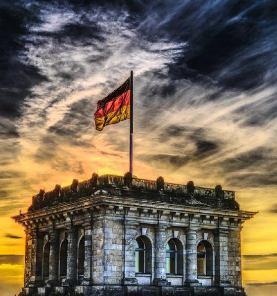 Le Bundestag en Allemagne