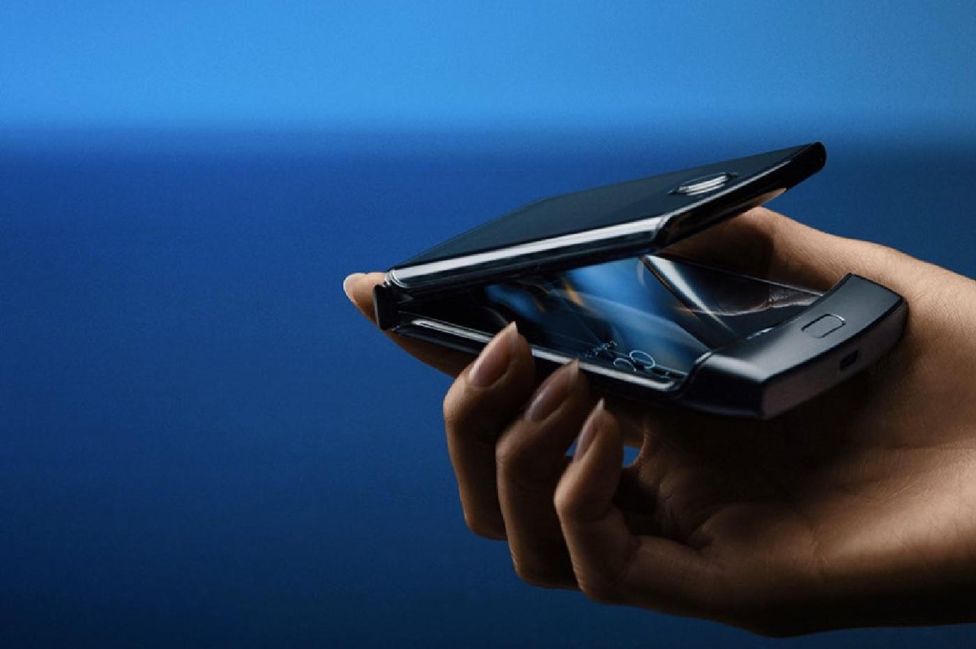 Le nouveau Motorola Razr