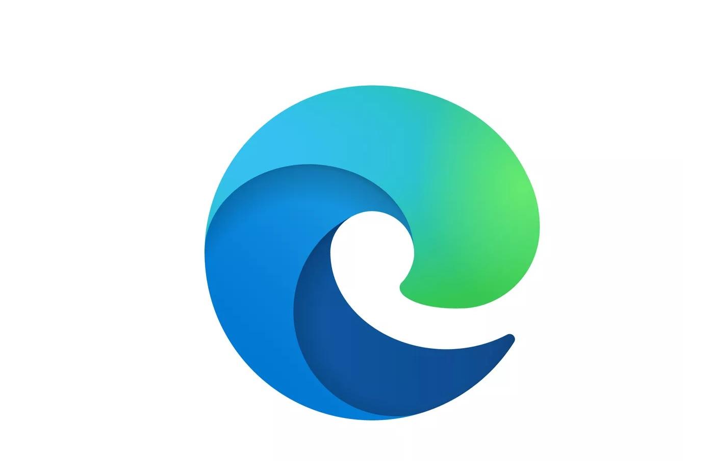 Voici le logo du nouveau Microsoft Edge