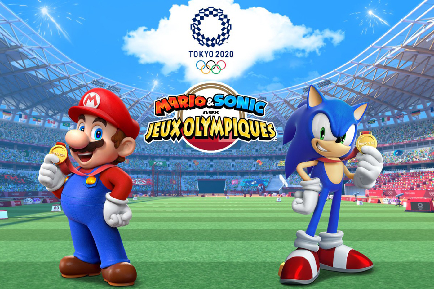 Mario & Sonic JO 2020