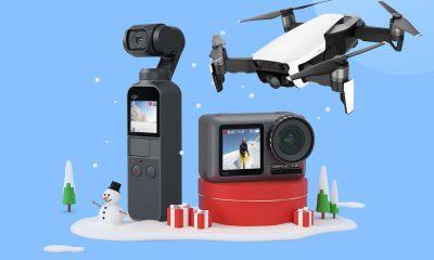 Noel DJI Drone Mavic Osmo