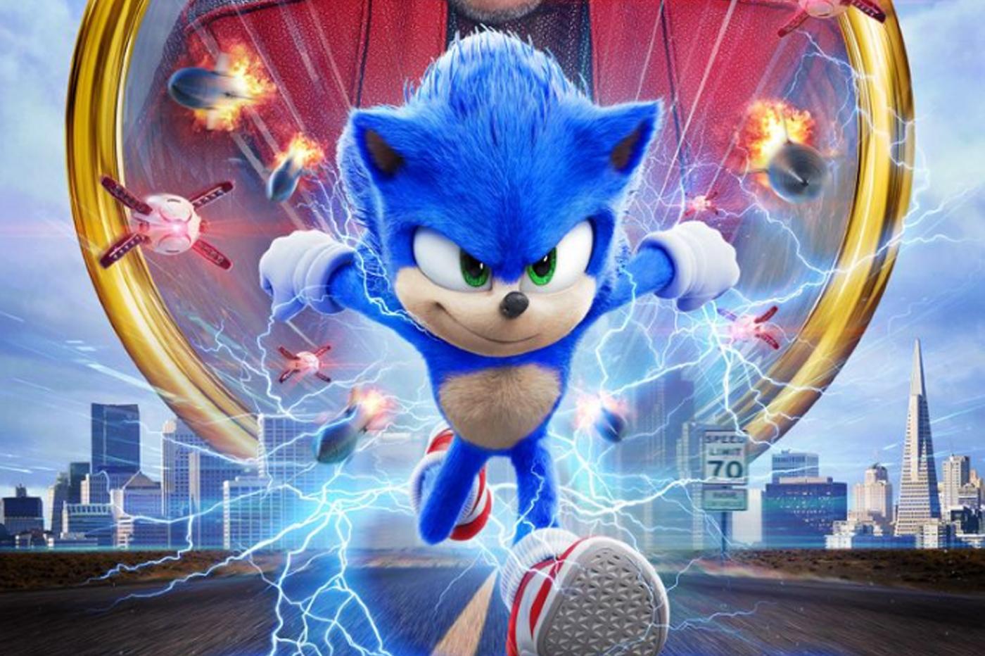 Sonic le Film : une nouvelle bande-annonce, avec un Sonic (joliment) remodelé