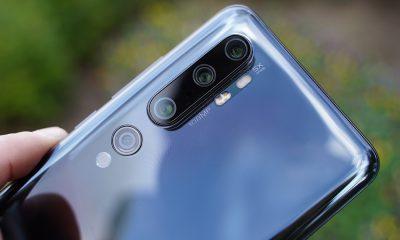 Penta Camera Xiaomi Mi Note 10