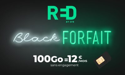 RED by SFR Black Friday