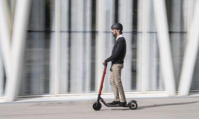 La nouvelle trottinette électrique SEAT eXS KickScooter