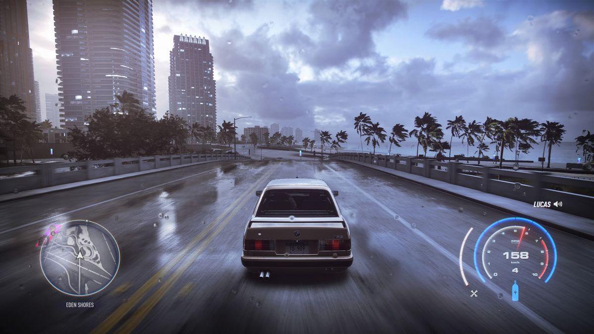 Test NFS Heat PS4 Pro