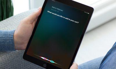 Siri compatible avec Walmart