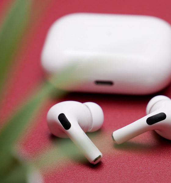 Test Airpods Pro