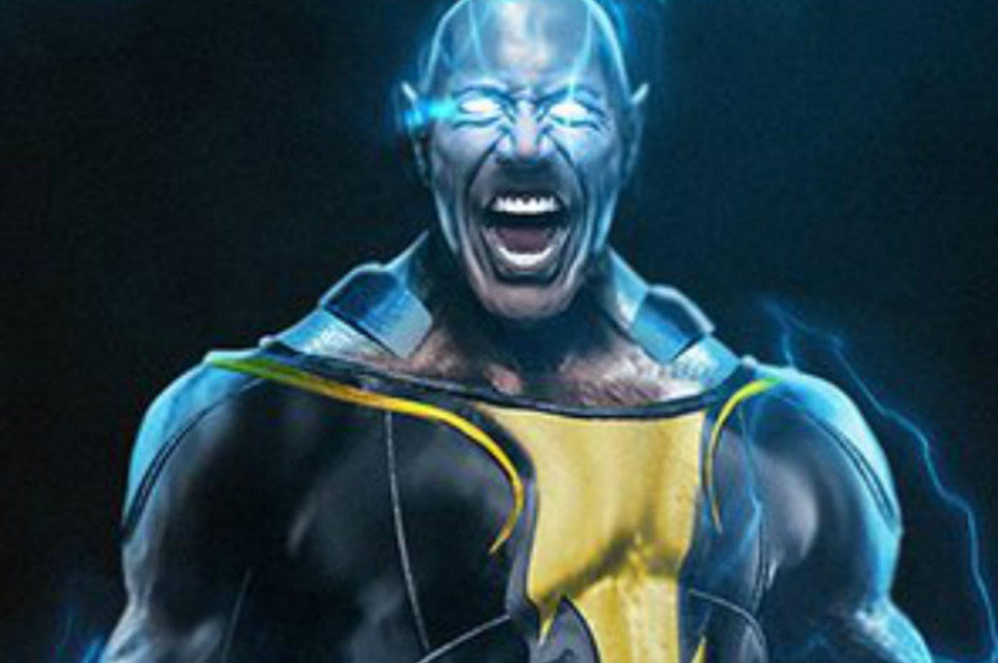 DC Comics : pourquoi le film Black Adam sera important