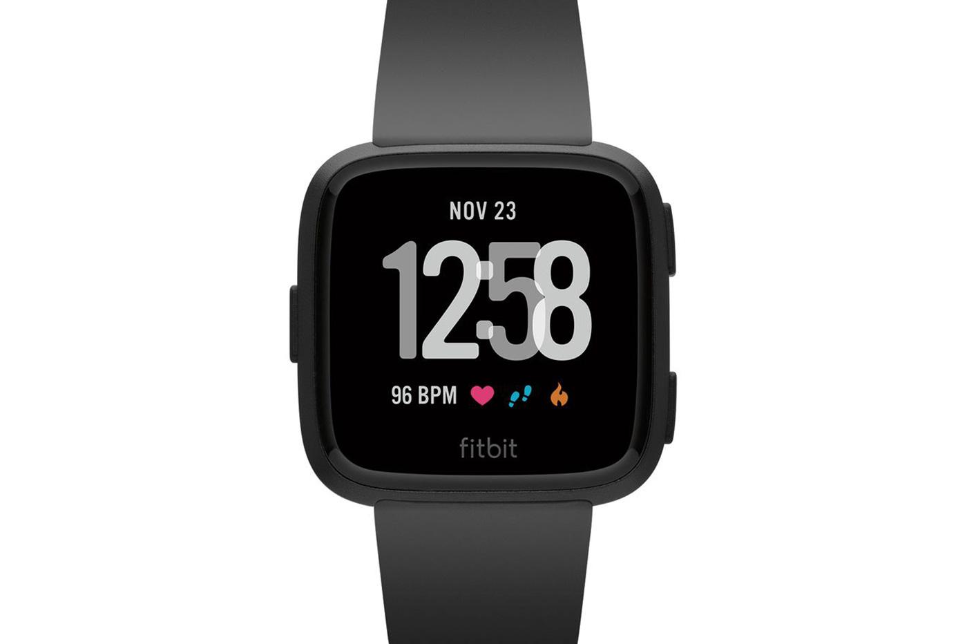 Black Friday Fitbit Versa