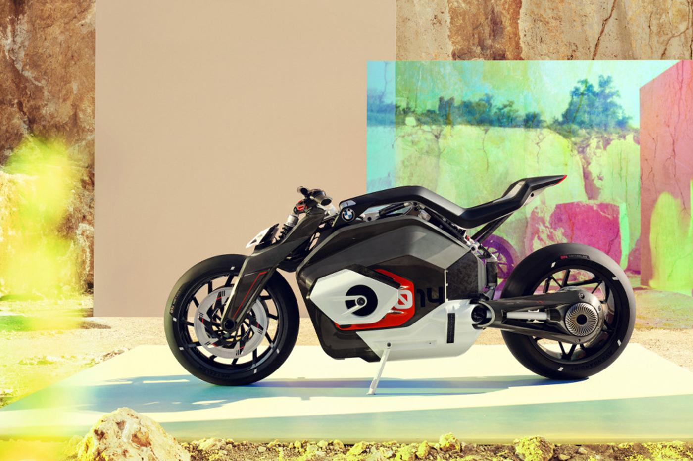 BMW moto électrique
