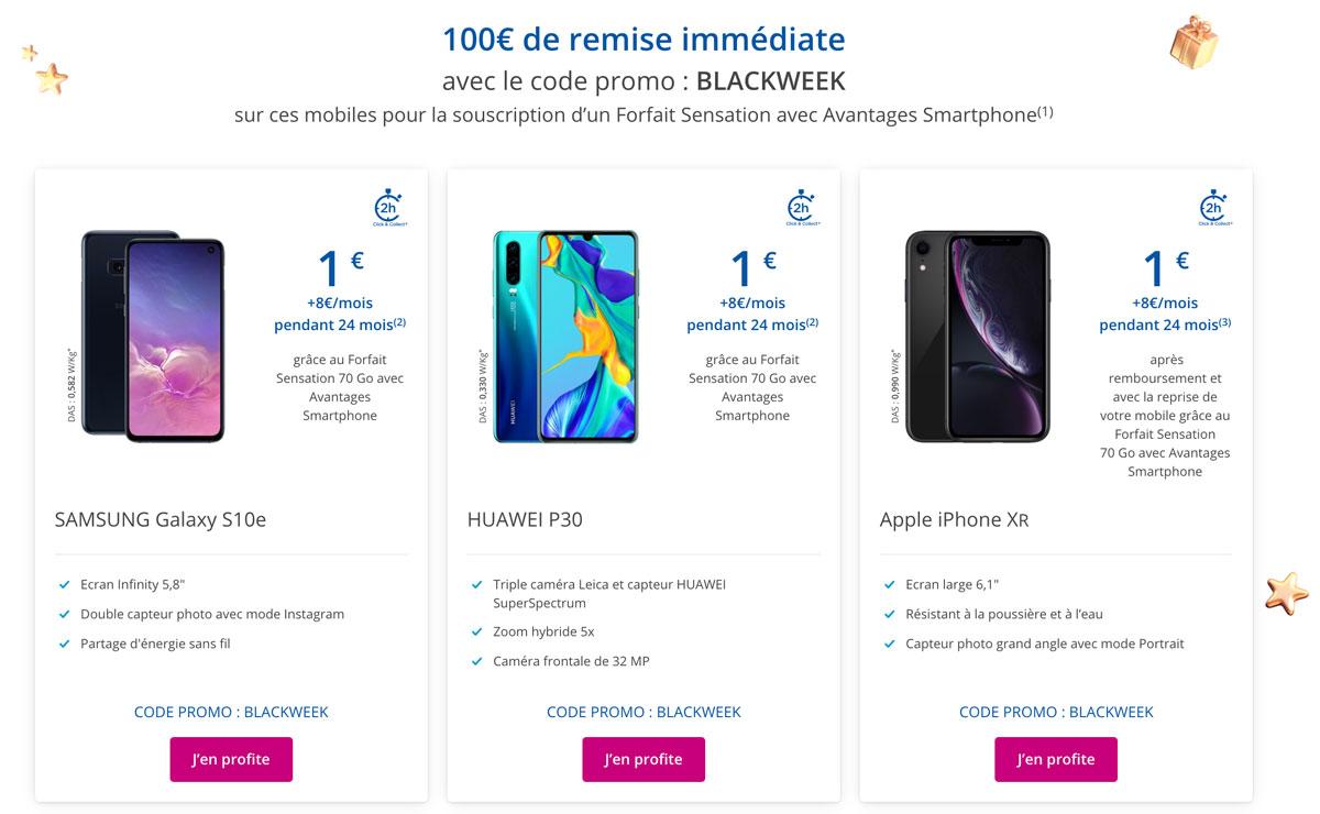 Black Week Bouygues Telecom