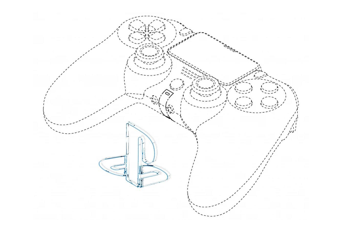 Brevet Manette PS5