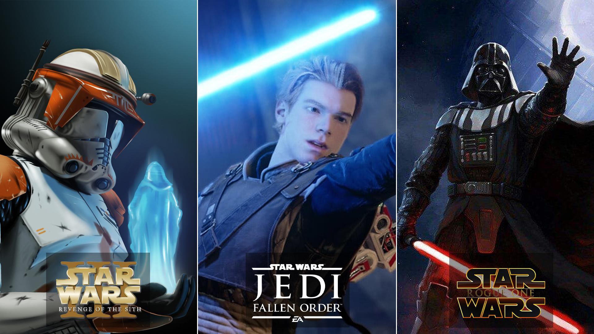 Chronologie Star Wars Jedi Fallen Order