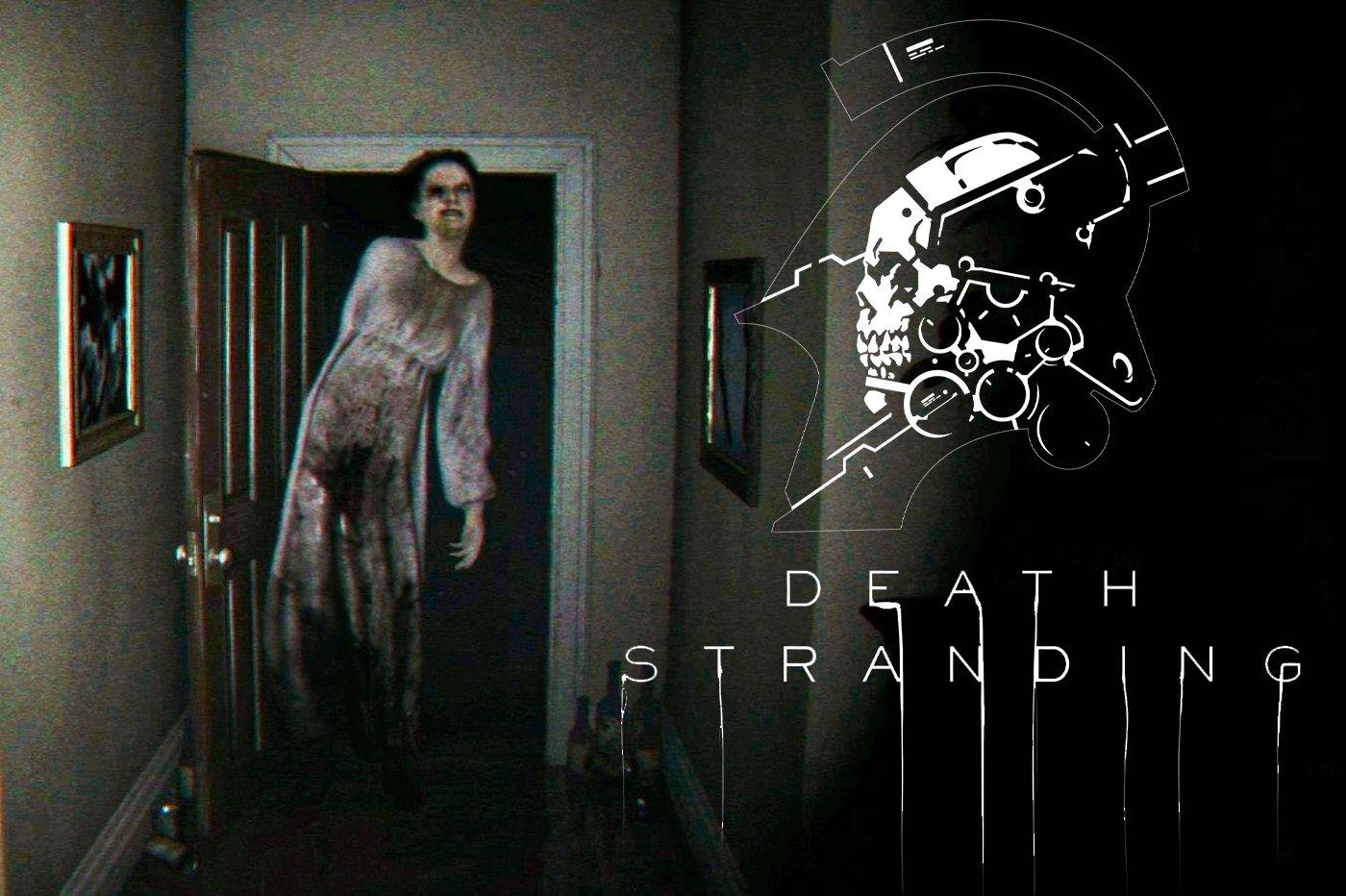 Créateur Death Stranding Jeu d'Horreur