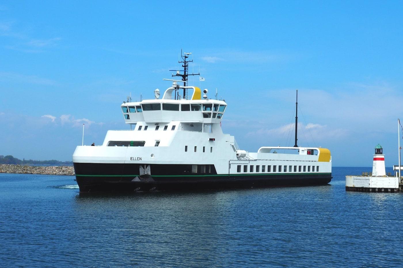 e ferry electrique