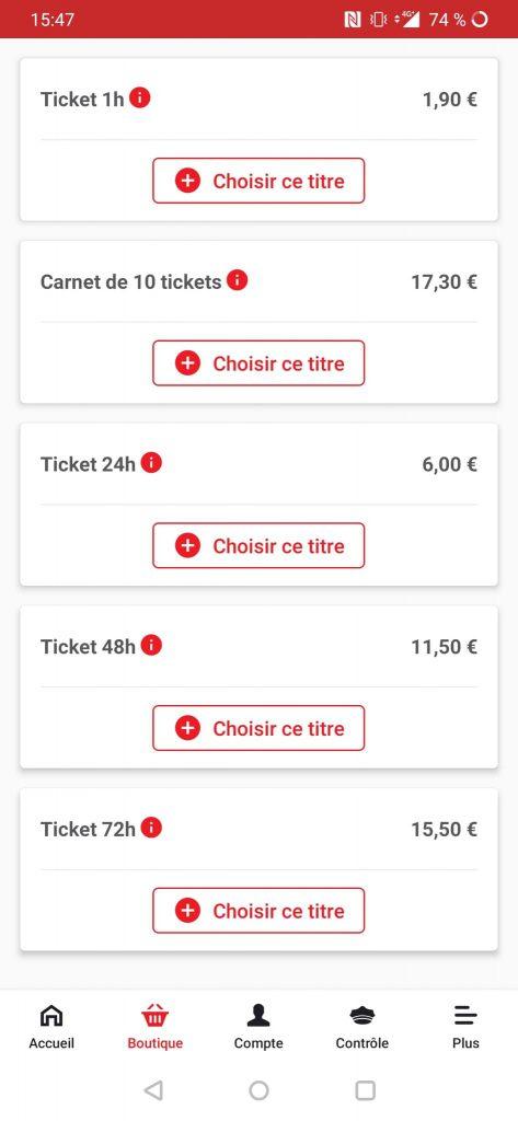 e-ticket tcl