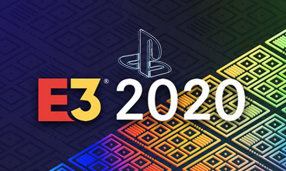 E3 2020 retour PlayStation
