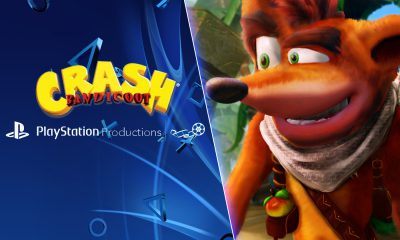 Crash Bandicoot Film Animation