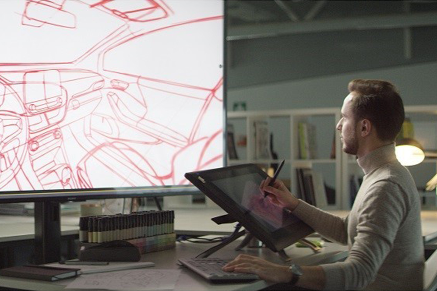 Ford design jeu vidéo