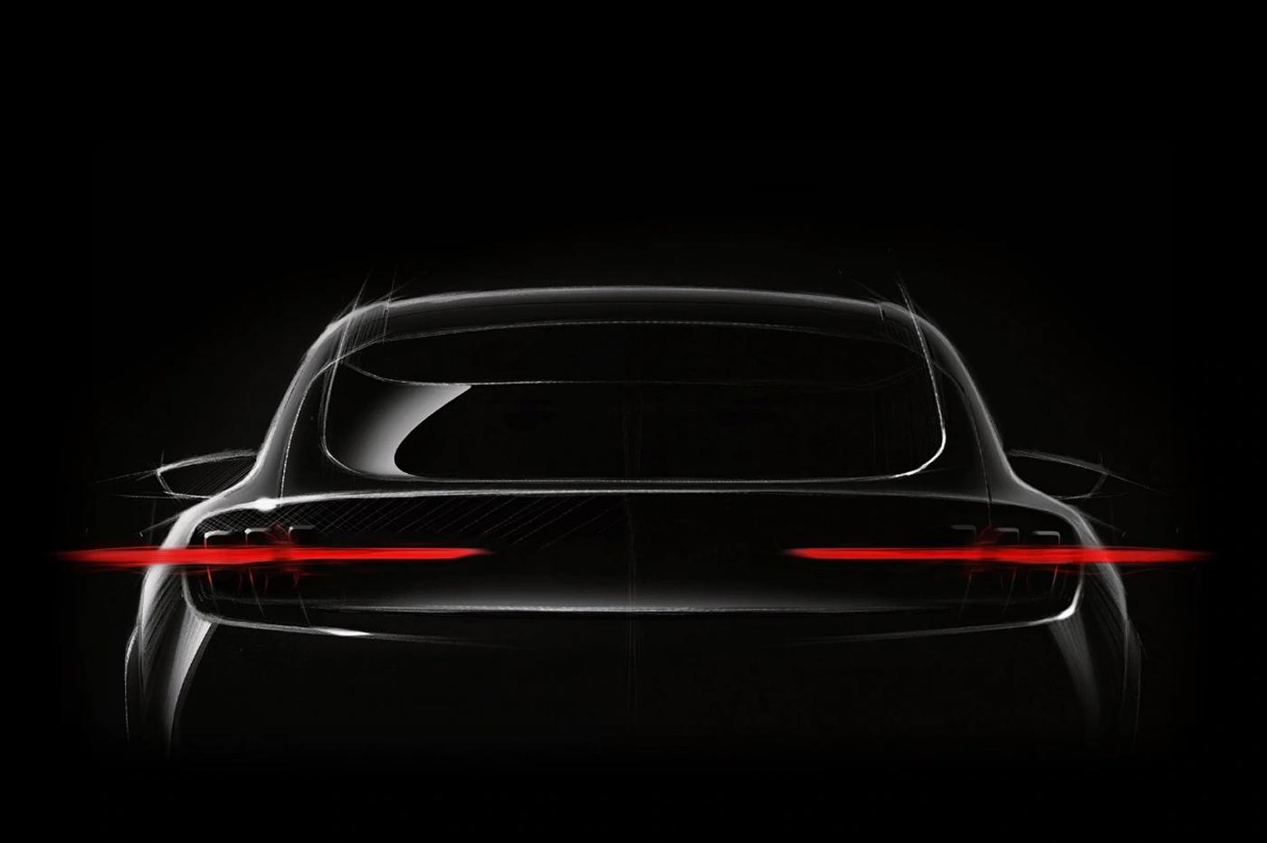 Mustang Mach-E, un nouveau SUV électrifié