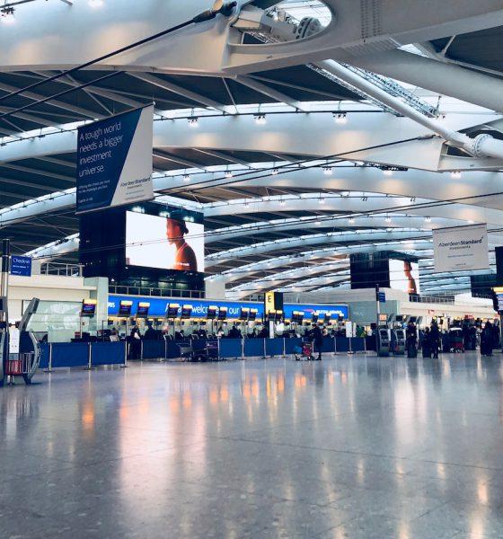 heathrow aeroport