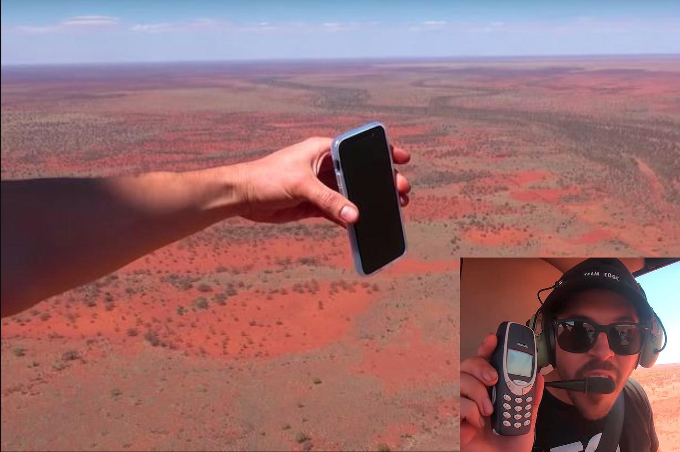 iphone 11 vs nokia 3310