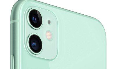 iPhone 11 vert