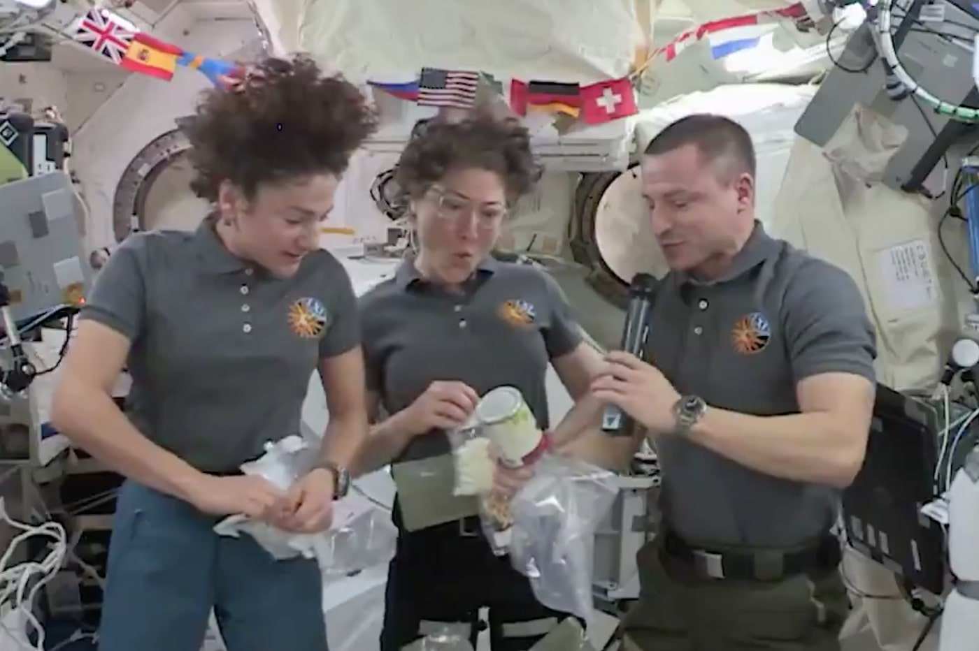 iss thanksgiving