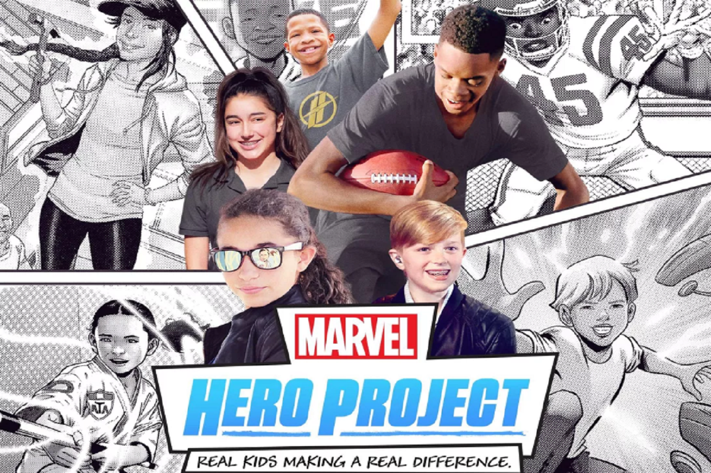 Marvel project