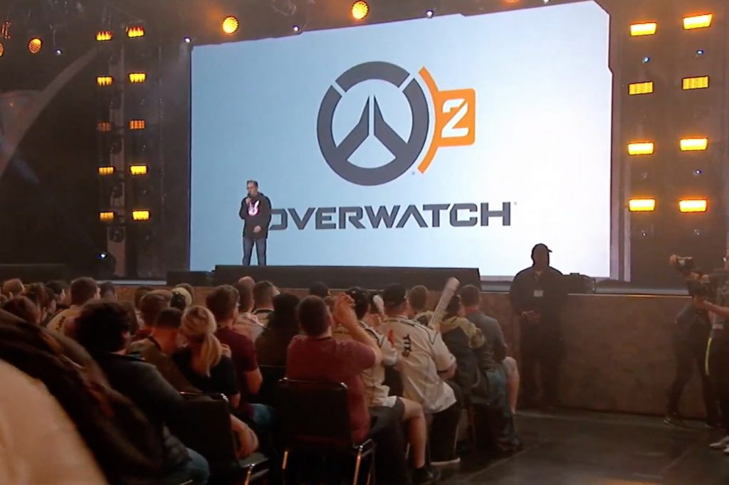 Overwatch 2 annonce