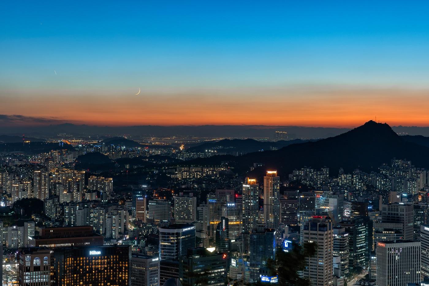 D'ici 2022, tous les bâtiments publics de Séoul seront équipés de panneaux solaires