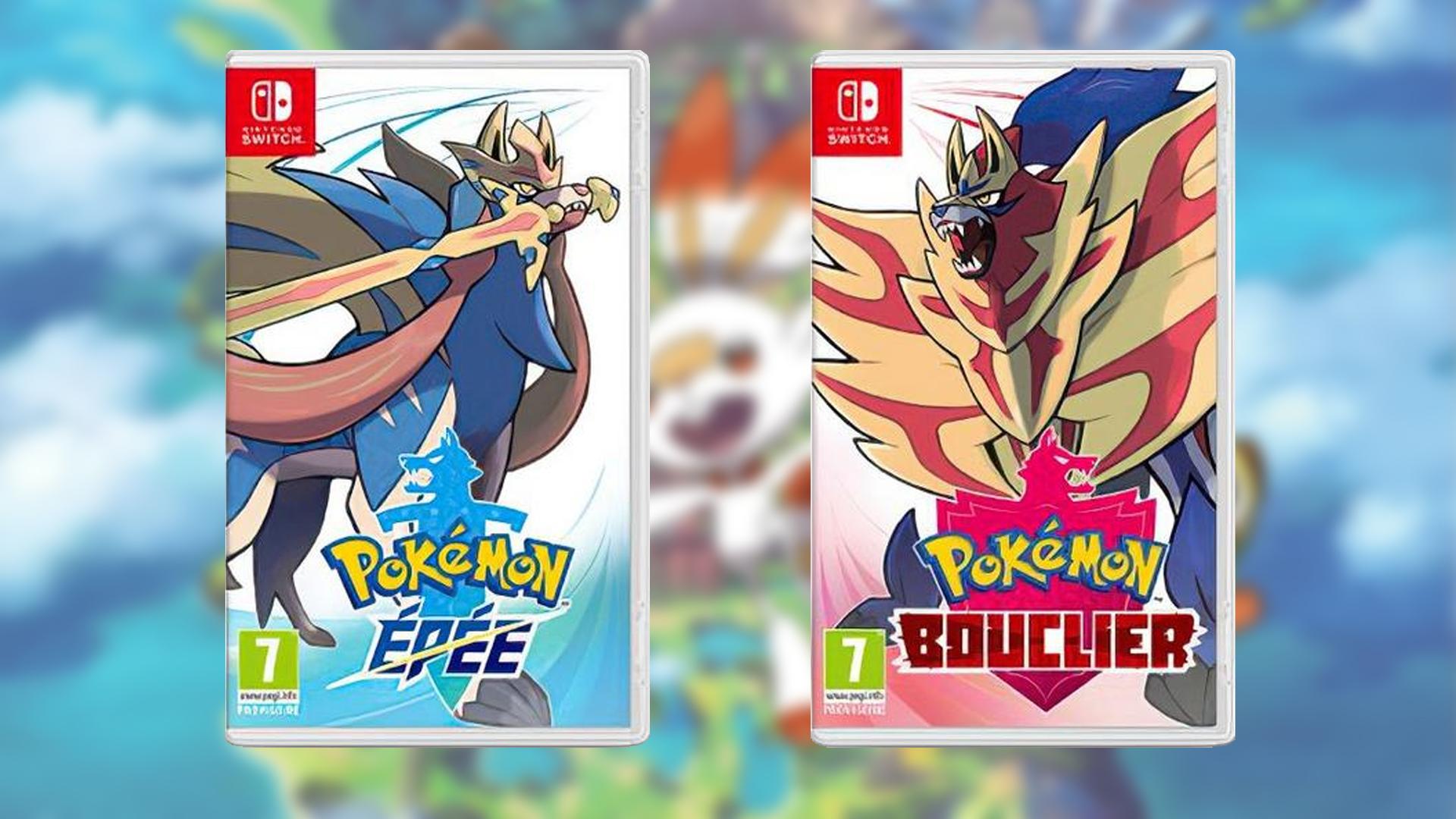 Préco Pokémon Épée et Bouclier