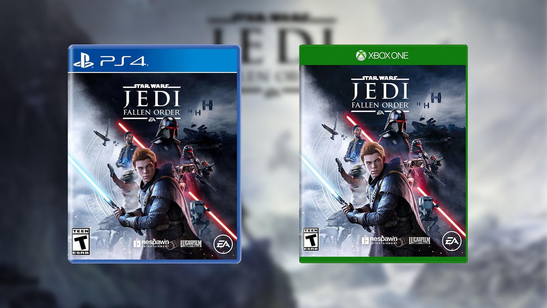 Préco Star Wars Jedi Fallen Order