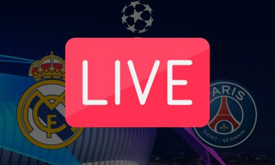 Ligue des Champions streaming Real Madrid PSG