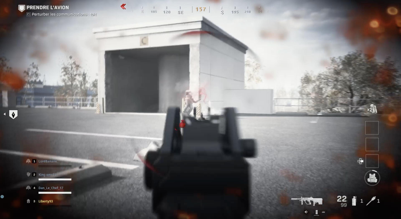 Call Of Duty Modern Warfare test