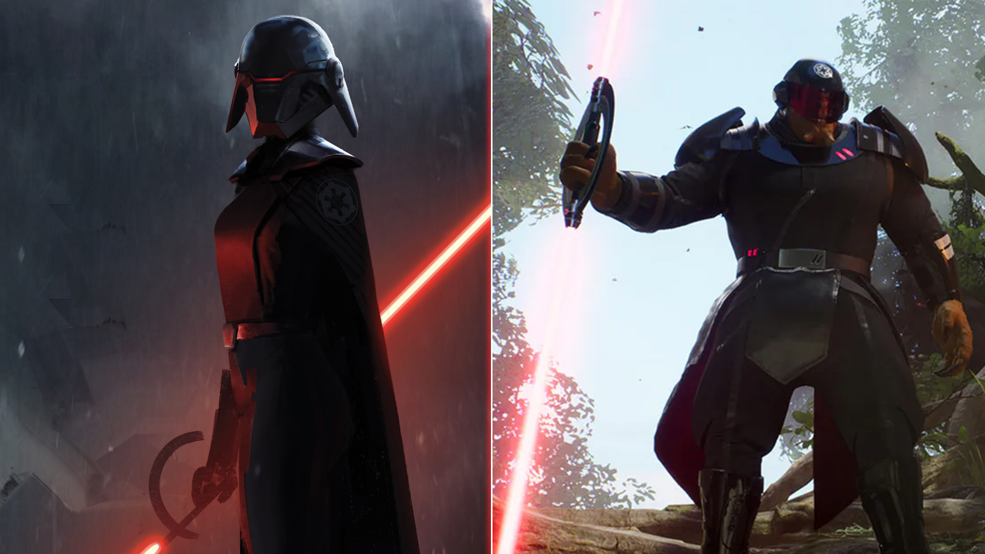 Star Wars Jedi Fallen Order Inquisitrices