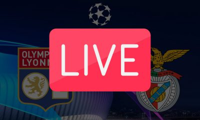Streaming OL Benfica Ligue des Champions 2019