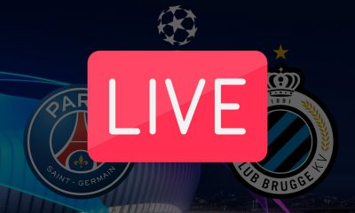 Streaming PSG Bruges Ligue des Champions 2019