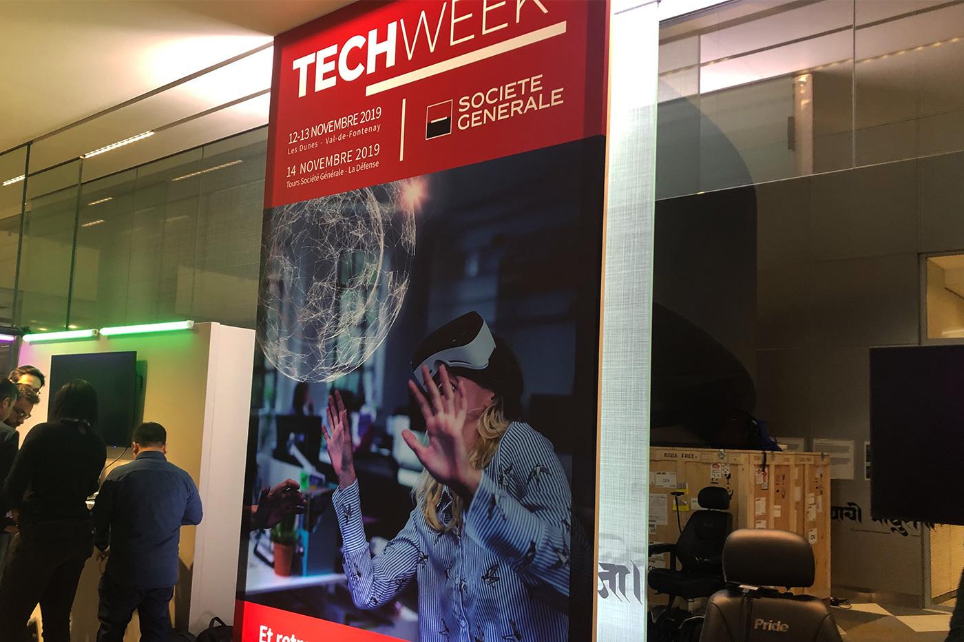 TechWeekSG Société Générale