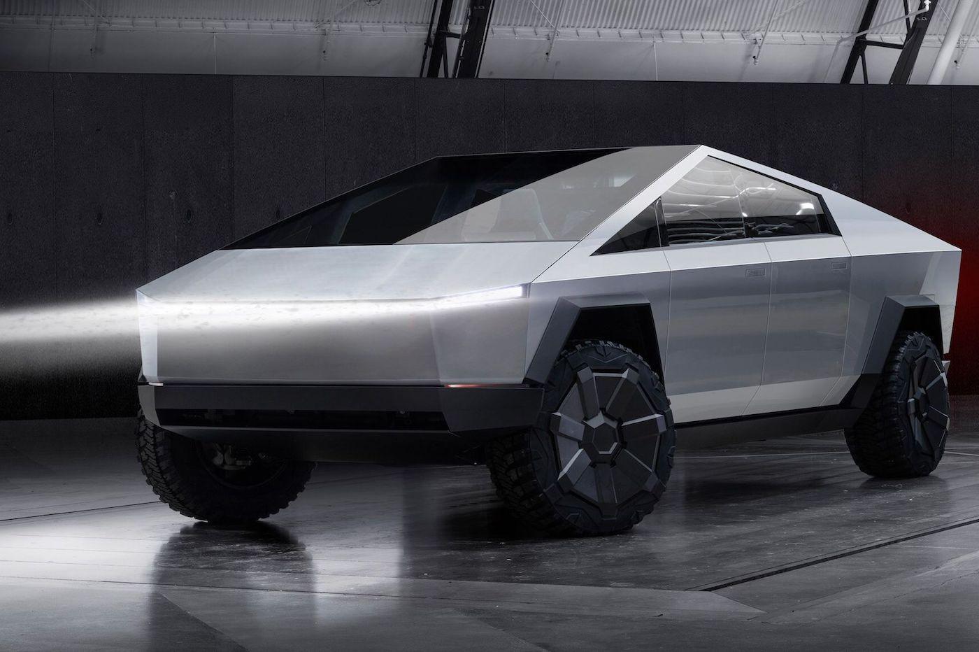 Détrompez-vous, le style du Cybertruck pourrait être très rentable pour Tesla